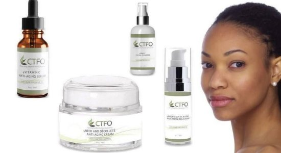 Buy CBD Anti-Aging Products