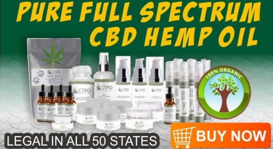 Buy CTFO CBD Oil Products